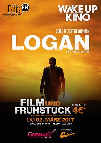 "Wake Up Kino: ""Logan"""