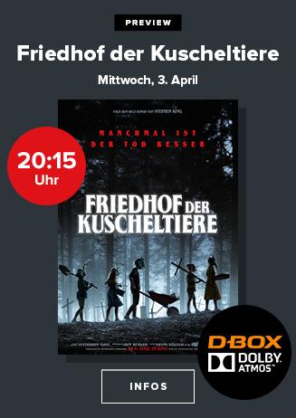 "Preview: ""Friedhof der Kuscheltiere"""