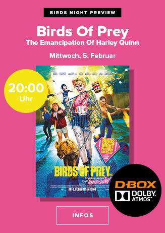 "Preview: ""Birds of Prey"""