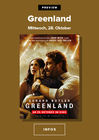 """Preview: """"Greenland"""""""