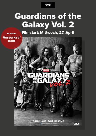 Guardians of the Galaxy VVK