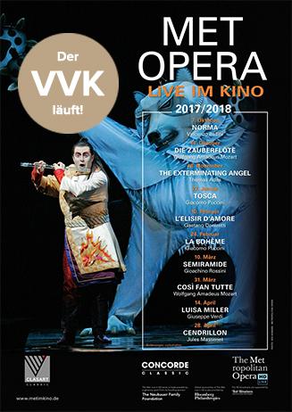 VVK: MET Opera 2017/18