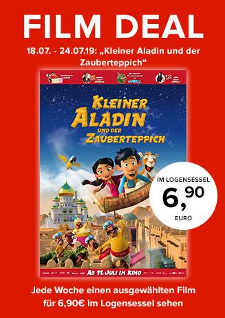 """Film Deal: """"Kleiner Aladin und der Zauberteppich"""""""