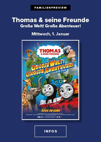 01.01. - Familienpreview: Thomas und seine Freunde