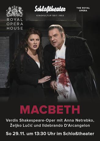 Royal Opera: MACBETH