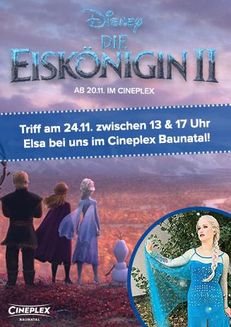 Die Eiskönigin 2 - Live vor Ort!
