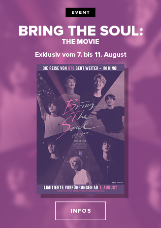Special: BTS - Bring The Soul: The Movie