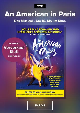 An American in Paris- The Musical