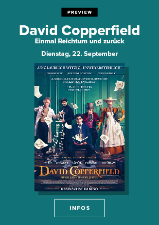 Preview: DAVID COPPERFIELD