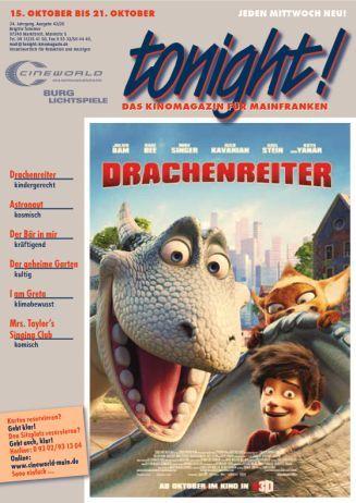 tonight! Kinomagazin
