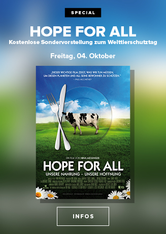 Unser Planet: Hope for all
