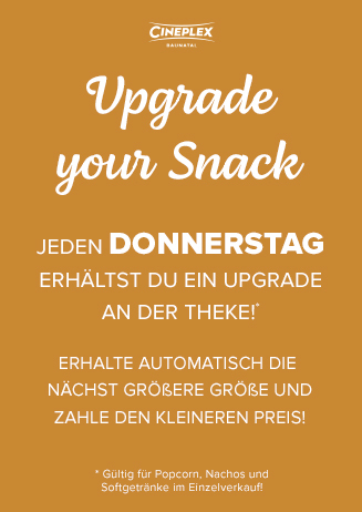 Upgrade your Snack