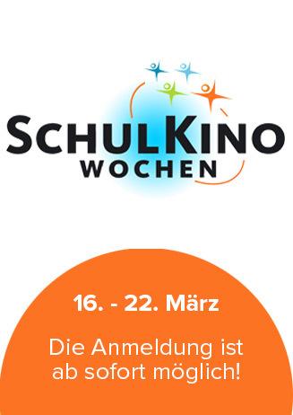 16. - 22.3. Schulkinowoche 2017