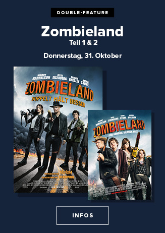 Double Feature: Zombieland 1 + 2