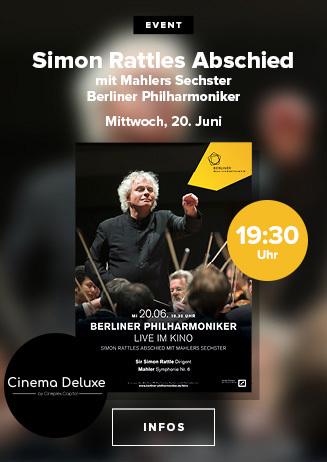 Berliner Philharmoniker 2017/18: Abschiedskonzert Sir Simon Rattl