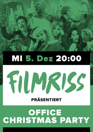 Filmriss: CHRISTMAS OFFICE PARTY