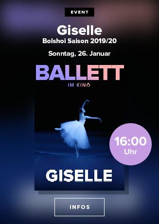 """Bolshoi Ballett 2019/20: """"Giselle"""""""