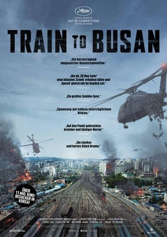 Special TRAIN TO BUSAN