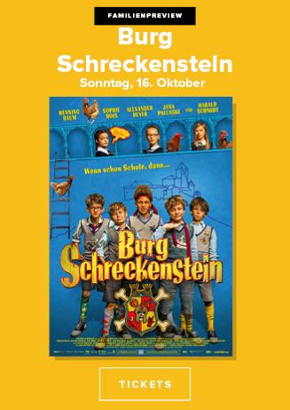 """Familienpreview """"Burg Schreckenstein"""""""