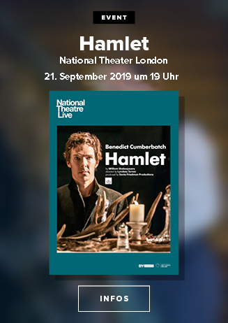 National Theatre London: Hamlet (Cumberbatch)