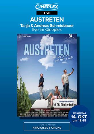 Premiere: Austreten