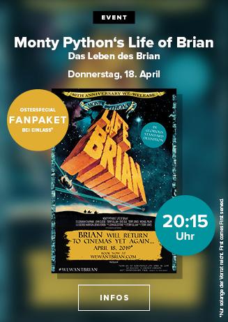 """Oster-Special: """"Monty Python - Das Leben des Brian"""""""