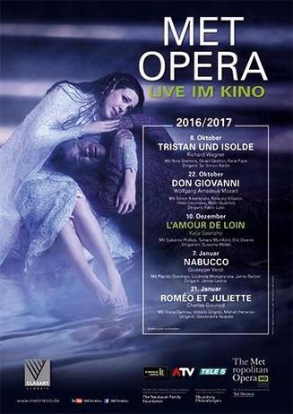 Metropolitan Opera Saison: L'Amour de Loin