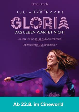 """190821 Filmstart """"Gloria - Das Leben wartet nicht"""""""