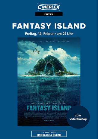Preview: FANTASY ISLAND