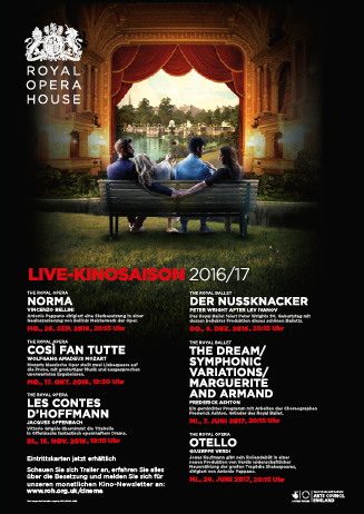 Royal Opera House 2016 / 2017