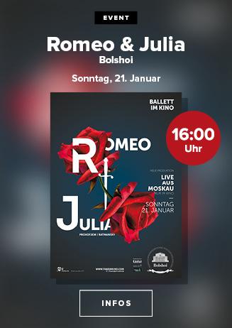 Bolshoi Ballett: Romeo & Julia
