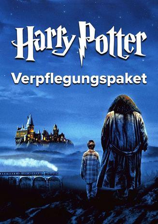 Harry Potter Verpflegungspaket