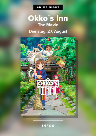 "190827 Anime Night ""Okko's Inn: The Movie"""