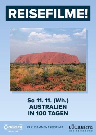 Reisefilm: Australien in 100 Tagen