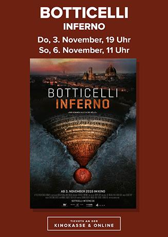 """161103+06 """"Botticelli Inferno"""""""