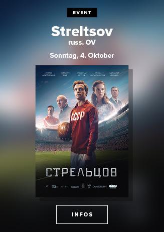 Russisches Kino: Streltsov