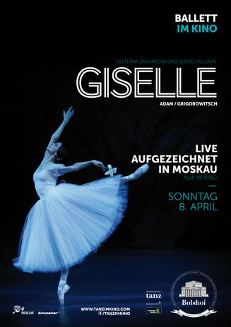 """Bolshoi: """"Giselle"""""""