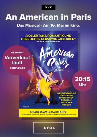 An American in Paris - Das Musical