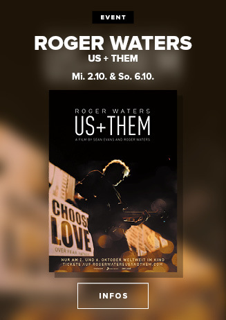 Event: ROGER WATERS US + THEM 2.10./6.10