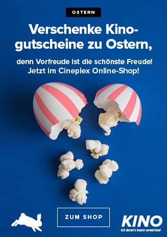 Kino zu Ostern schenken