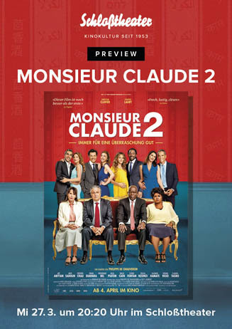 Preview: MONSIEUR CLAUDE 2