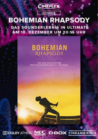 Bohemian Rhapsody in ULTIMATE.