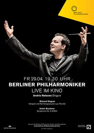 Berliner Philharmoniker mit Andris Nelsons