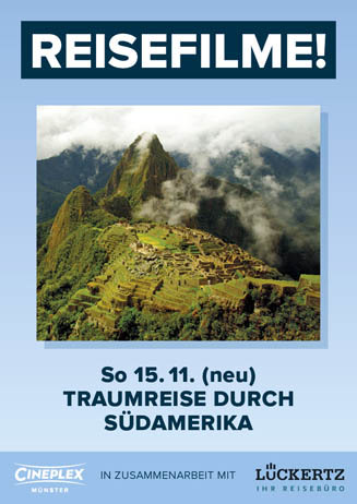 Reisefilm: TRAUMREISE DURCH SÜDAMERIKA