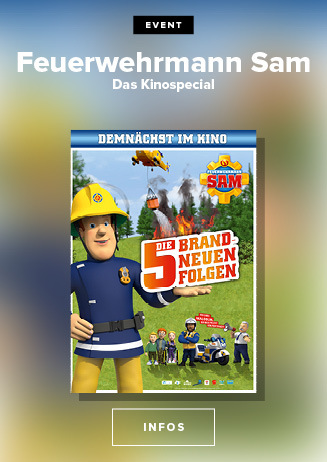 Feuerwehrmann Sam - Kinospecial