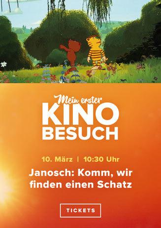 Erster Kinobesuch: Janosch