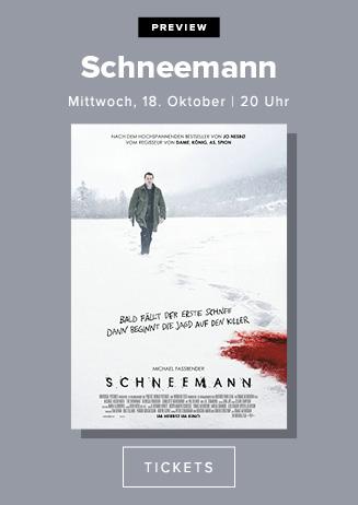 Schneemann Preview