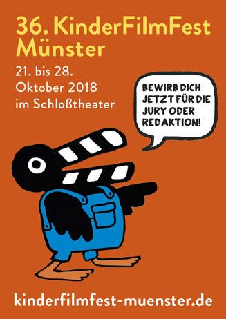 KinderFilmFest Münster 2018