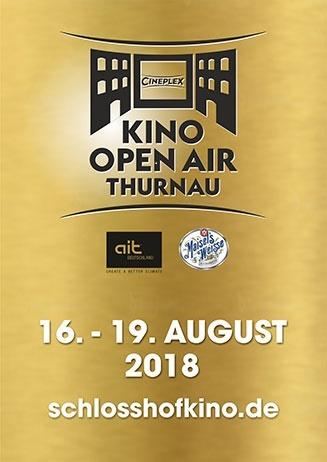 Kino Open Air Thurnau 16. - 19. 8.