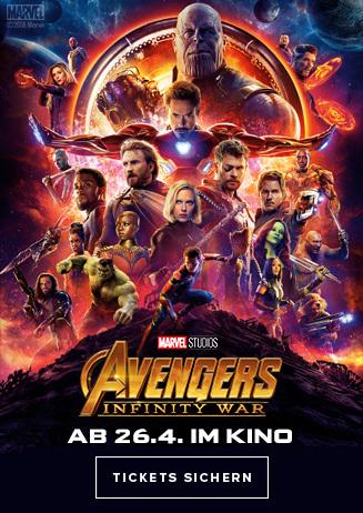 26.04. - VVK: Avengers: Infinity War